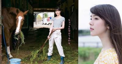 Dulu Kerja di Peternakan, Kini Erika Karata Jadi Model dan Artis Terkenal di Jepang