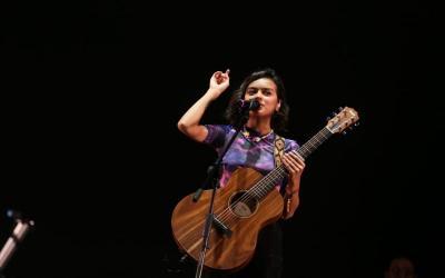 Manggung di WTF 2019, Eva Celia Beri Bocoran Album Baru