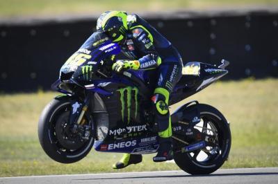 Rossi Diyakini Segera Menangi Balapan di Musim Ini