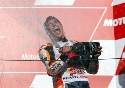Marquez Bangga Jarang Jatuh Musim Ini