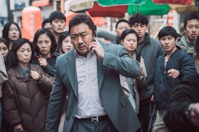 Ma Dong Seok Resmi Gabung MCU dalam The Eternals