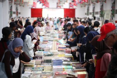 Festival Kecil Literasi dan Pasar Buku Keliling Siap Meriahkan Malang