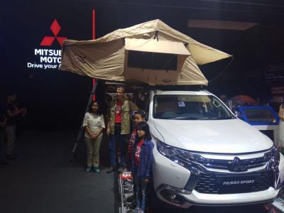 Keluarga Ini Keliling Dunia Gunakan Mitsubishi Pajero Sport