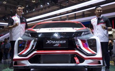 Rifat Sungkar Ungkap Tunggangan Rally Barunya Mitsubishi Xpander AP4