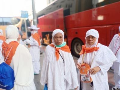 Jamaah Haji Diminta Umrah saat Dhuha dan Bada Isya