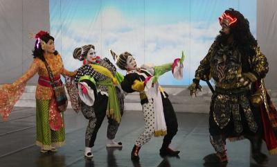 Goro Goro: Mahabarata 2, Pentas Wayang untuk Milenial