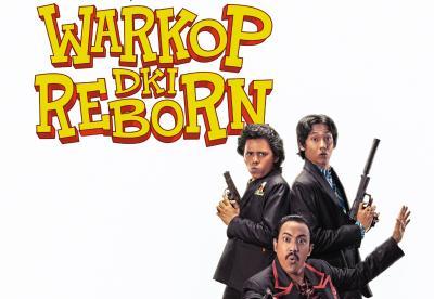 Teaser dan Poster Warkop DKI Reborn 3