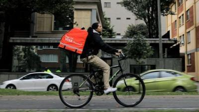 Polemik Kurir Sepeda dari Pekerja Migran dan Pedang Bermata Dua Gig Economy