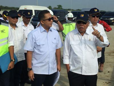 Jawaban Basuki Hadimuldjono soal Teka-teki Menteri PUPR