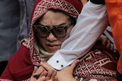 Wajah Muram Nunung Menyesal Jadi Budak Sabu 20 Tahun