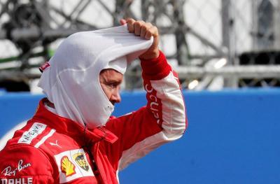 Vettel Diminta Segera Tinggalkan Ferrari