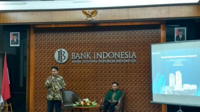Tak Lagi Jabat DGS-BI, Mirza Tetap Pantau Ekonomi Indonesia