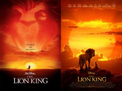 5 Perbedaan Animasi dan Live Action The Lion King