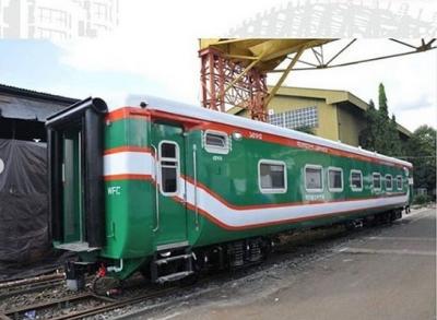 Lagi, Inka Ekspor 26 Gerbong Kereta ke Bangladesh