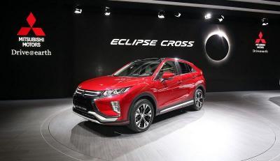 Mitsubishi Luncurkan Eclipse Cross sebagai SUV Influencer di GIIAS 2019
