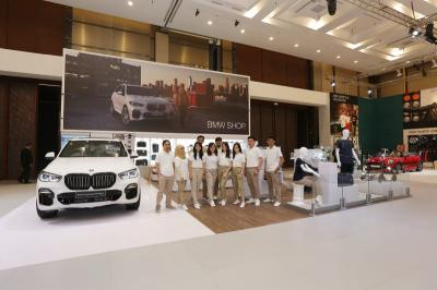 Dukung Tampilan Kendaraan, BMW Tawarkan Aksesori Pendukung M Permormance di GIIAS 2019