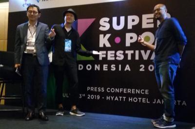 Hadirkan Member Super Junior hingga APINK, Cek Harga Tiket Super K-Pop Fest 2019