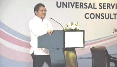 Indonesia Jadi Referensi Kebijakan USO di Negara-negara ASEAN