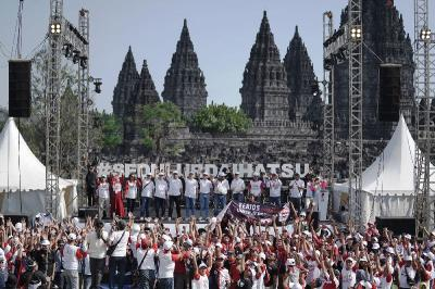 Ribuan Peserta Ramaikan Kumpul Sedulur Daihatsu 2019 di Prambanan