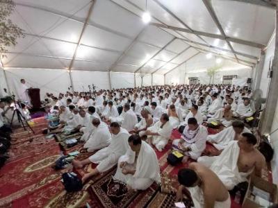 Khutbah Wukuf 2019: Tiga Cara Menjadi Haji Mabrur