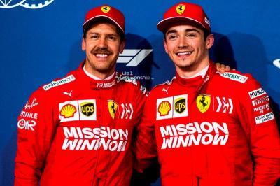Binotto Pastikan Ferrari Pertahankan Duet Vettel-Leclerc di F1 2020