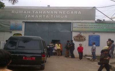 175 Warga Binaan Lapas Pondok Bambu Terima Remisi Kemerdekaan
