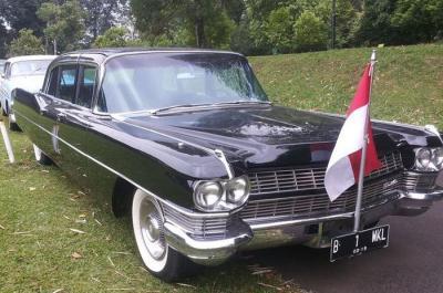Deretan Mobil Kepresidenan Era Soekarno