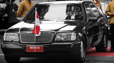 Deretan Mobil Mercedes Benz yang Pernah Dipakai Presiden RI
