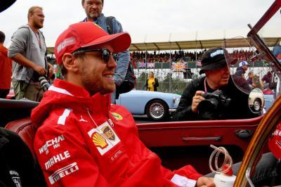 Vettel: Ferrari Tidak Kehilangan Komitmen