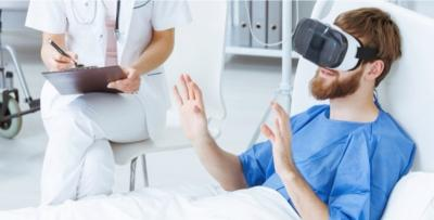 Teknologi Virtual Reality Bantu Kurangi Rasa Sakit hingga Kecemasan