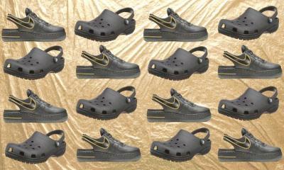 Nike Luncurkan Sepatu Baru Mirip Sandal Crocs, Harganya Wow