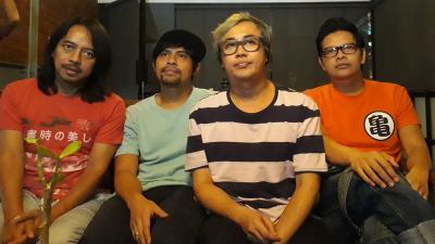 Konser Gigi Sukses Jadi Penutup Acara RCTI Fest