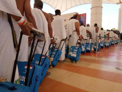 10.316 Jamaah Haji Tiba di Indonesia, 243 Orang Wafat
