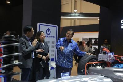 Indonesia Ingin Membangun Industri Mobil Listrik Sendiri