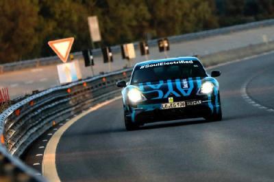 Rilis September Nanti, Sportscar Listrik Ini Selesaikan Uji Kendara 24 Jam