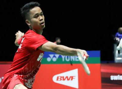Jadwal Wakil Indonesia di Hari Kedua Kejuaraan Dunia Bulu Tangkis 2019