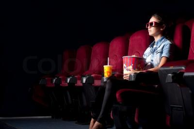 Milenial Suka Nonton di Bioskop Sendirian, Psikolog: Bersihkan Pikiran dan Obati Depresi!