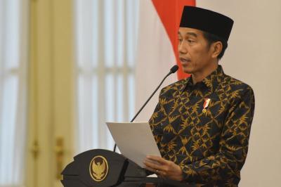 Presiden Jokowi Ingin Indonesia seperti UEA, Lompat dari Pick-up Jadi BMW