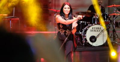 Anggun Kembali Eksis di Chart Dance Club Song Billboard US