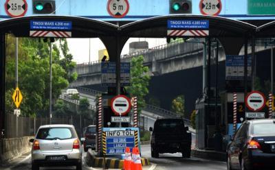 Tarif Tol Dalam Kota hingga Jagorawi Naik Lagi