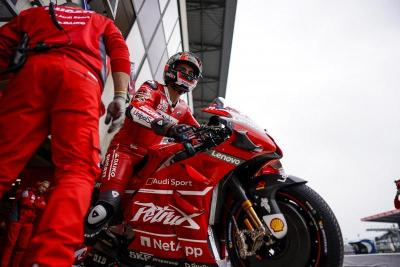 Cuaca Diyakini Petrucci Bakal Pegang Peranan Penting di MotoGP Inggris