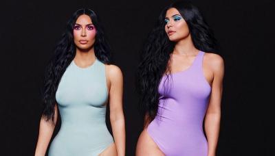 Heboh di Medsos, Kim Kardashian Punya 6 Jari Kaki?