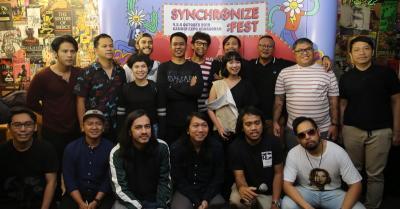 Synchronize Fest 2019 Hadirkan Musik Campursari hingga Melayu