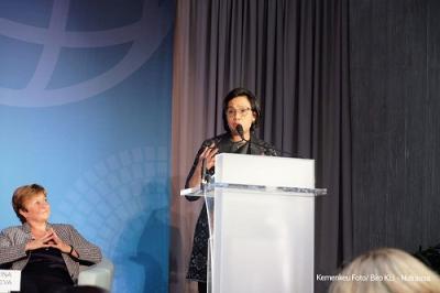 Sri Mulyani Sebut Indonesia Bisa Ciptakan Perusahaan Besar