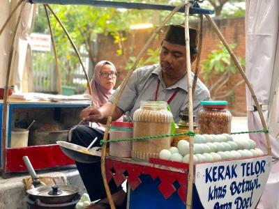 Berburu Kuliner Betawi di Festival Jalan Jaksa, Ada Makanan Kesukaan Jokowi