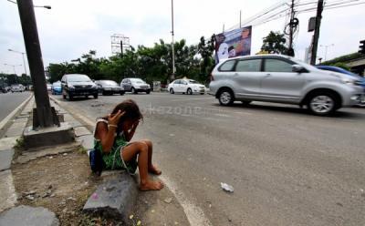 """Dinsos DKI: Ada """"Bos Besar"""" Manfaatkan Pengemis Anak-Anak"""