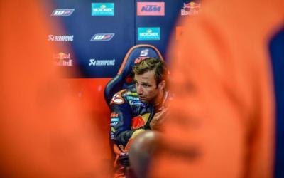 Tak Punya Rencana Cadangan Usai Pisah dengan KTM, Zarco Buat Rossi Terkejut