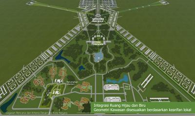 Infrastruktur Lengkap Keunggulan Kaltim Jadi Ibu Kota Baru