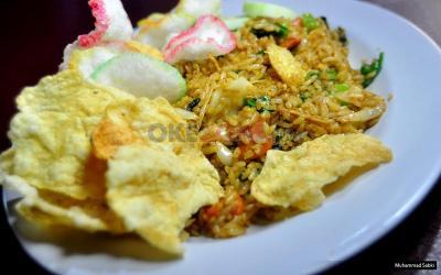 Makanan Lebih Enak Makan di Tempat daripada Dibawa Pulang, Ulah Jin?