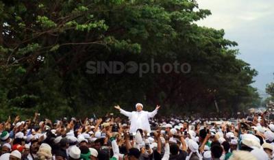 Habib Rizieq Ungkap Tak Akan Ngemis ke Pemerintah Soal Kepulangannya